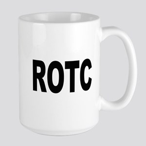 ROTC Reserve Officers Training Corps Large Mug