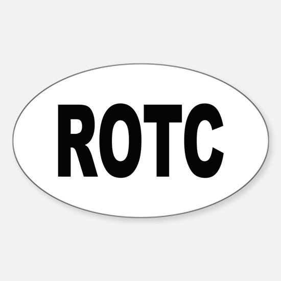 ROTC Reserve Officers Training Corps Decal