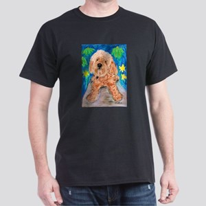 Shih Tzu Black T-Shirt