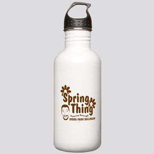 Boots Bell Spring Thin Stainless Water Bottle 1.0L