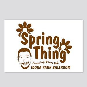 Boots Bell Spring Thing Postcards (Package of 8)