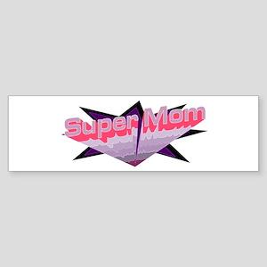 Super Mom Sticker (Bumper)