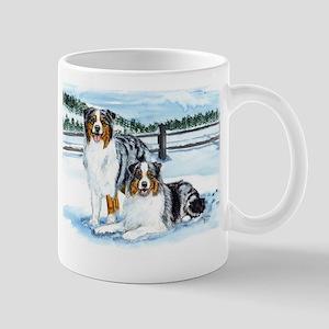Austrailian Shepherd Blues in Mug