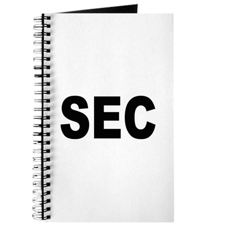 SEC Securities and Exchange Commission Journal