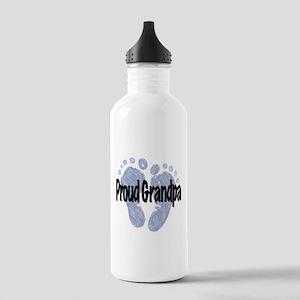 Proud Grandpa (Boy) Stainless Water Bottle 1.0L