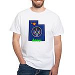 ILY Utah White T-Shirt