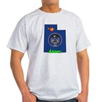 ILY Utah Light T-Shirt