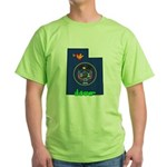 ILY Utah Green T-Shirt