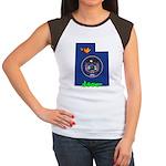 ILY Utah Women's Cap Sleeve T-Shirt