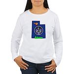 ILY Utah Women's Long Sleeve T-Shirt