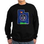 ILY Utah Sweatshirt (dark)