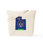 ILY Utah Tote Bag