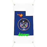 ILY Utah Banner
