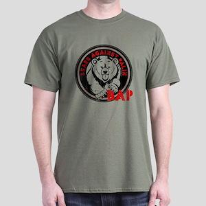 Bears Against Palin Dark T-Shirt