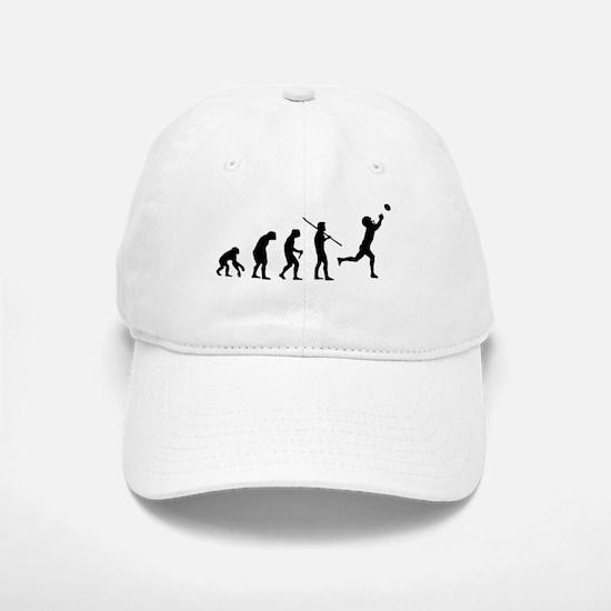 Evolution Football Baseball Baseball Cap