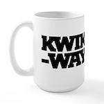 Kwik-Way Rings 15oz Coffee Mug Mugs