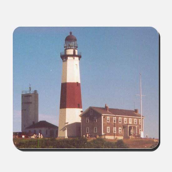 Montauk Lighthouse Mousepad