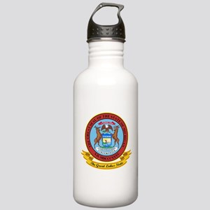 Michigan Seal Stainless Water Bottle 1.0L
