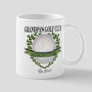 Grandpa's Golf Club 2010 Mug