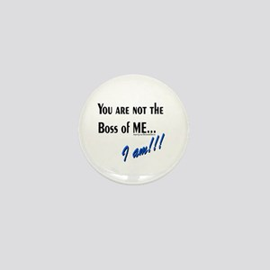 Boss of Me Mini Button (10 pack)