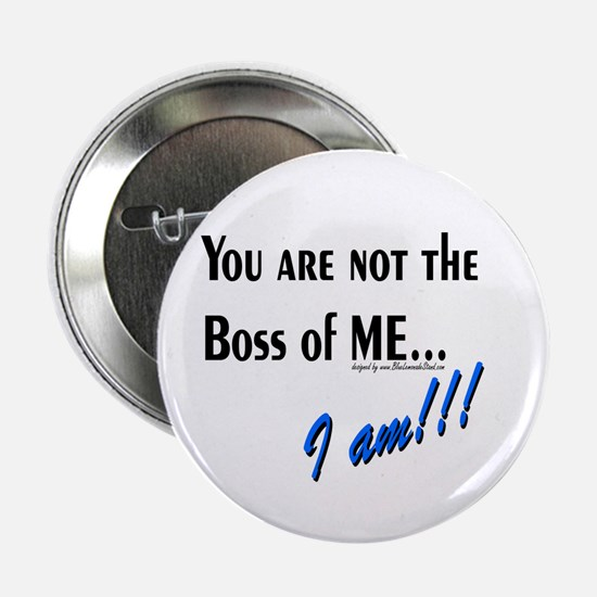 """Boss of Me 2.25"""" Button (10 pack)"""