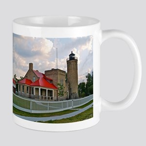 Mackinaw City Light house Mug