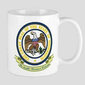 Mississippi Seal Mug