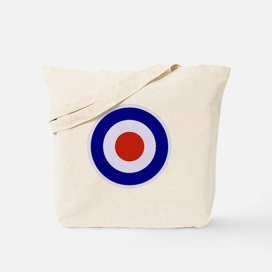 Mod Target Tote Bag
