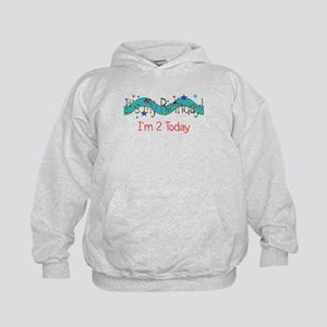 Two Today Kids Hoodie