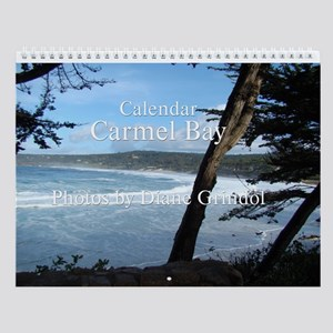 Carmel California Wall Calendar