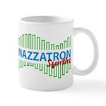 Mazzatron Logo Mugs