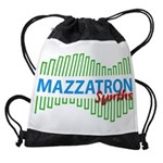 Mazzatron Drawstring Bag