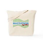 Mazzatron Logo Tote Bag