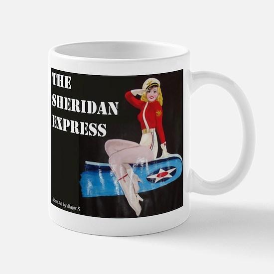 The Sheridan Express Mug