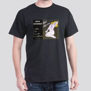 Miss Minooky Dark T-Shirt