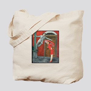 Something To Sing About Tote Bag