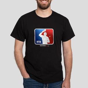 NTTA National Table Tennis As Dark T-Shirt