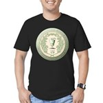 WS Seal Men's Fitted T-Shirt (dark)
