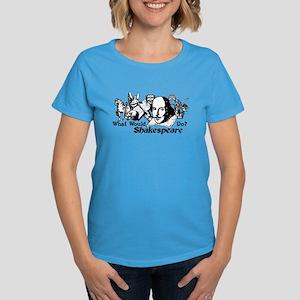 WWSD D2 Women's Dark T-Shirt