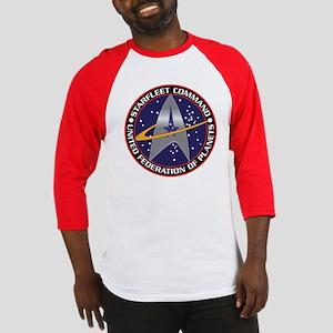 STARFLEET COMMAND Baseball Jersey