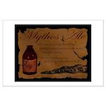 Olde Mythos Ale Large Poster