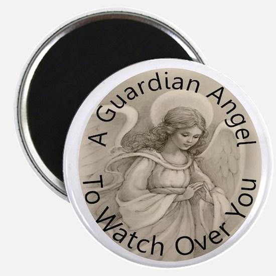 "Guardian Angel 2.25"" Magnet (10 pack)"