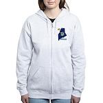 ILY Maine Women's Zip Hoodie