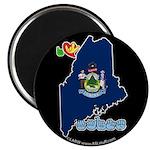 ILY Maine Magnet