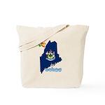 ILY Maine Tote Bag