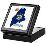 ILY Maine Keepsake Box