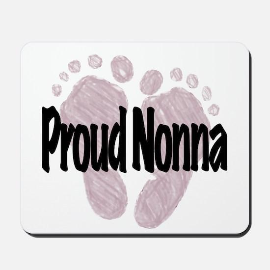 Proud Nonna (Girl) Mousepad