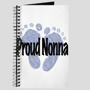 Proud Nonna (Boy) Journal