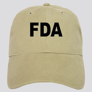 FDA Food and Drug Administration Cap
