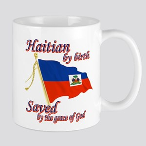 Haitian by birth Mug